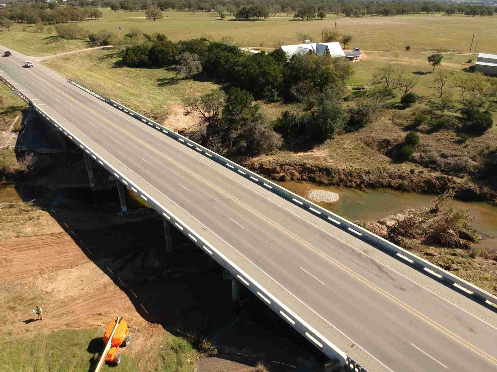 llano County Bridge